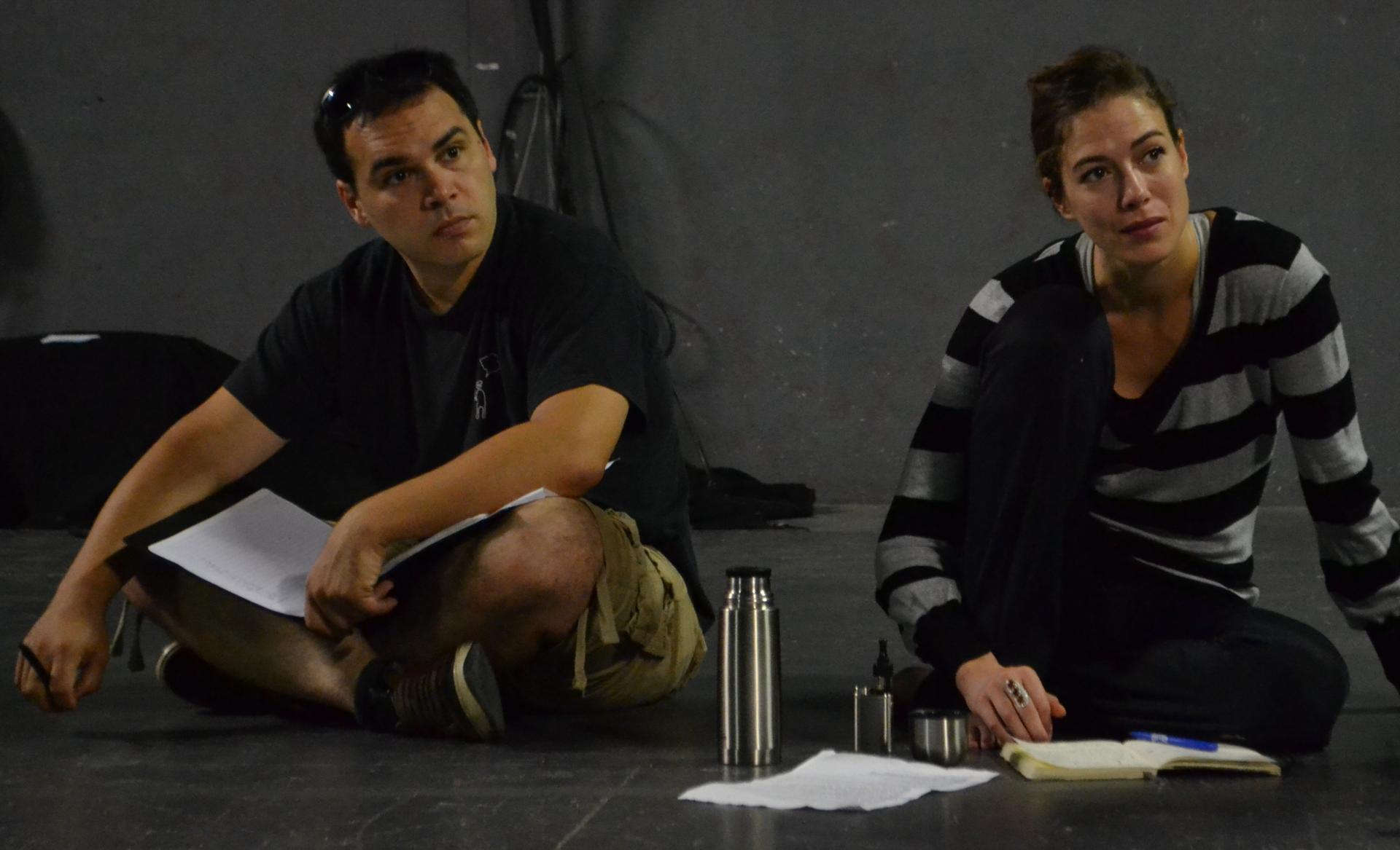 Aurélien Zolli & Marianne Masson