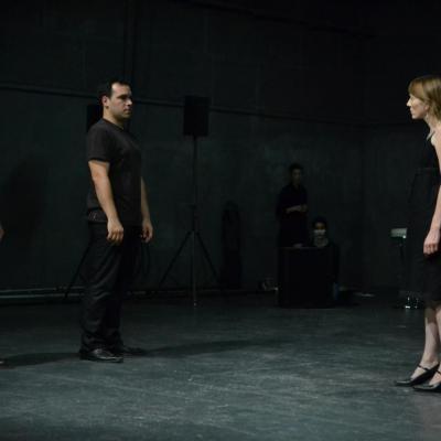 Jérôme Ponchant, Aurélien Zolli & Estelle Richir