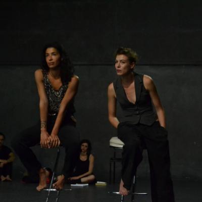 Cassandre Muñoz & Marianne Masson